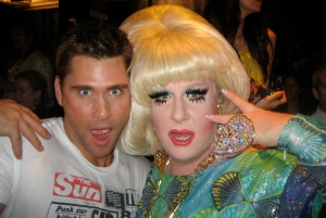 Me and Lady Bunny--Flawless!!!!
