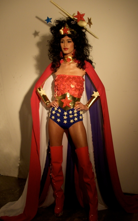 Jeslene Gonalez Wonder Woman