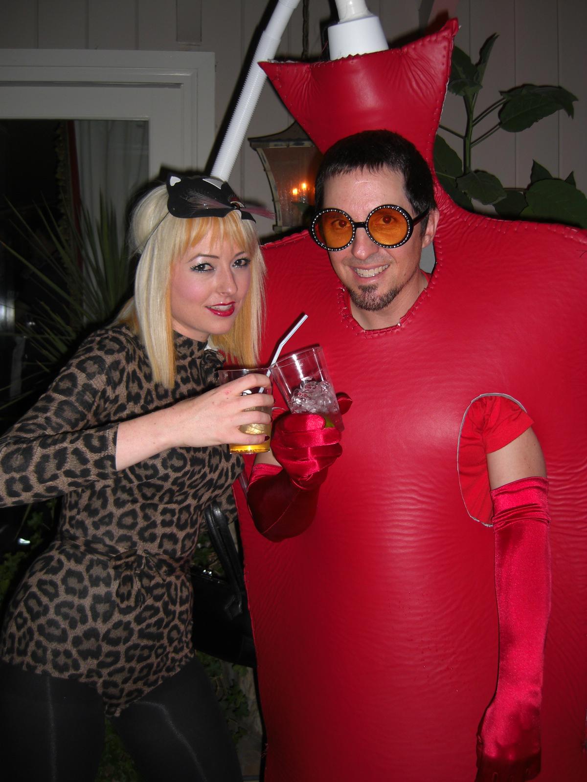 Drew Barrymore's Halloween Extravaganza | Jack Mackenroth