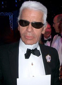 Will the real Lagerfeld please stand up?