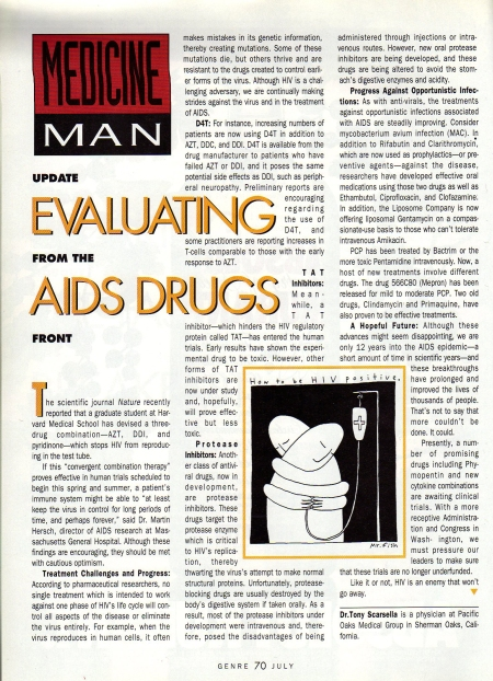 AIDS meds of 1993.